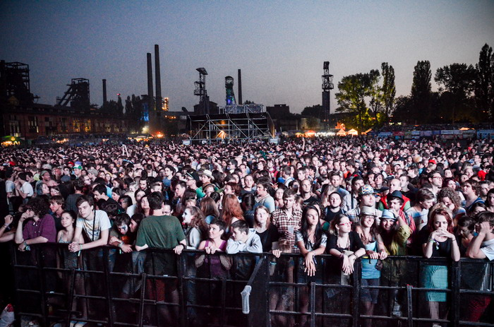 LIVE: Úvod Colours zastihl v top formě Sigur Rós i Damiena Rice