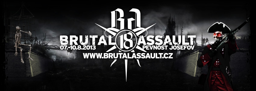 Na Brutal Assault zabouří Fear Factory, In Flames, Opeth i Anthrax