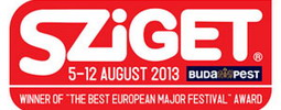 Další jména festivalu Sziget: Parov Stelar Band, Hadouken!, Boys Noize