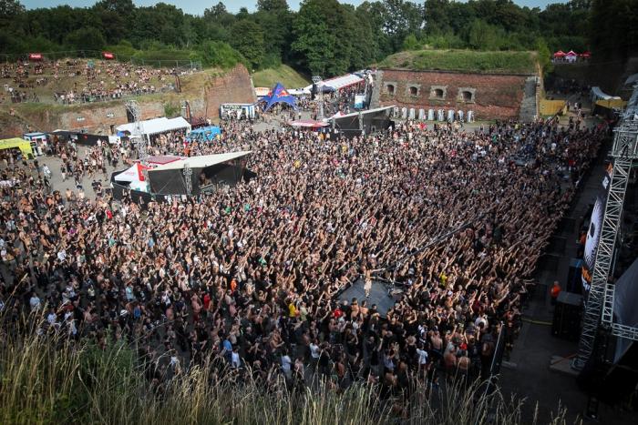 TOP 10 brutálních střípků festivalu Brutal Assault