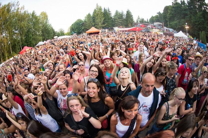 LIVE: ChodRockFest počtvrté: Chinaski, Wohnout, UDG i Krucipüsk