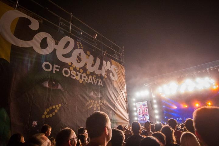 Colours of Ostrava: 7 NEJ momentů druhého dne
