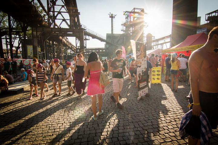 Colours of Ostrava: 7 NEJ momentů třetího dne