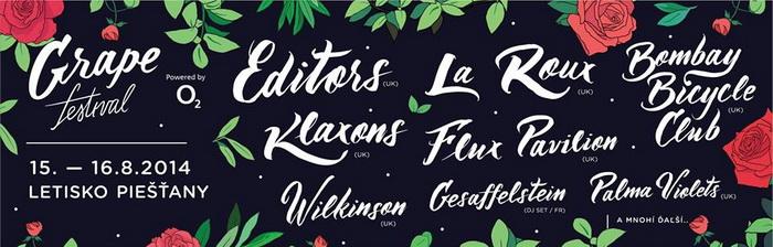 Ján Trstenský (Grape festival): La Roux jsme vyjednávali tři roky