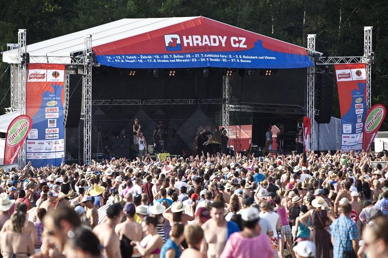 Hrady CZ hlásí: Tomáš Klus, Mandrage, Wanastowi Vjecy i Olympic