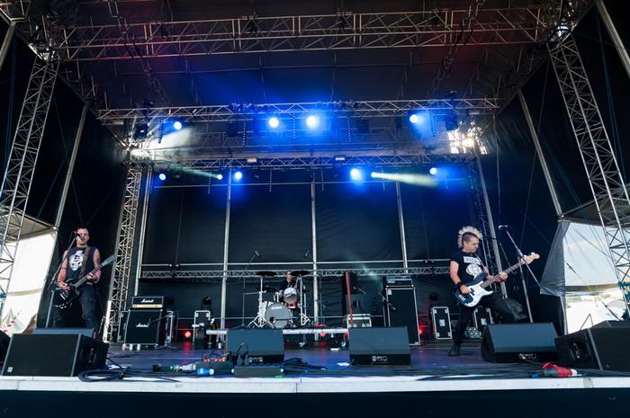 LIVE: Dudy, zombie, cover Motörhead - 10 nej Mighty Sounds