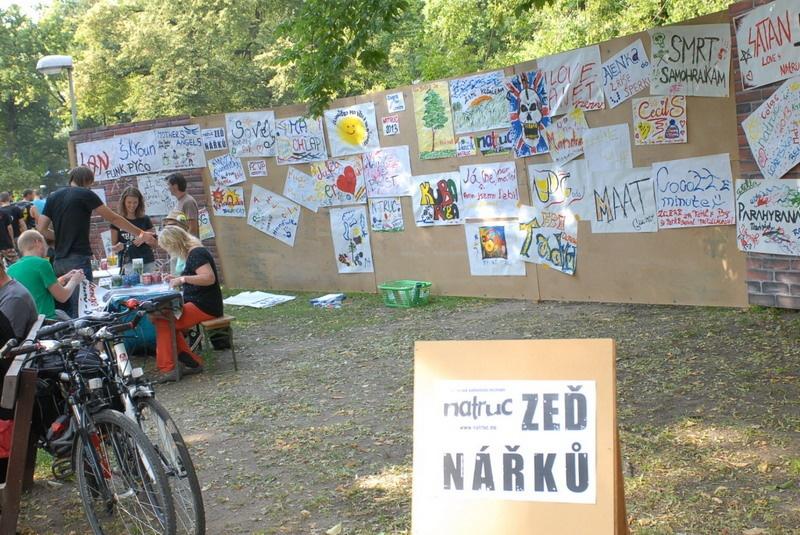 Martin Řehoř: Natruc je festival, který loví umělce z řeky