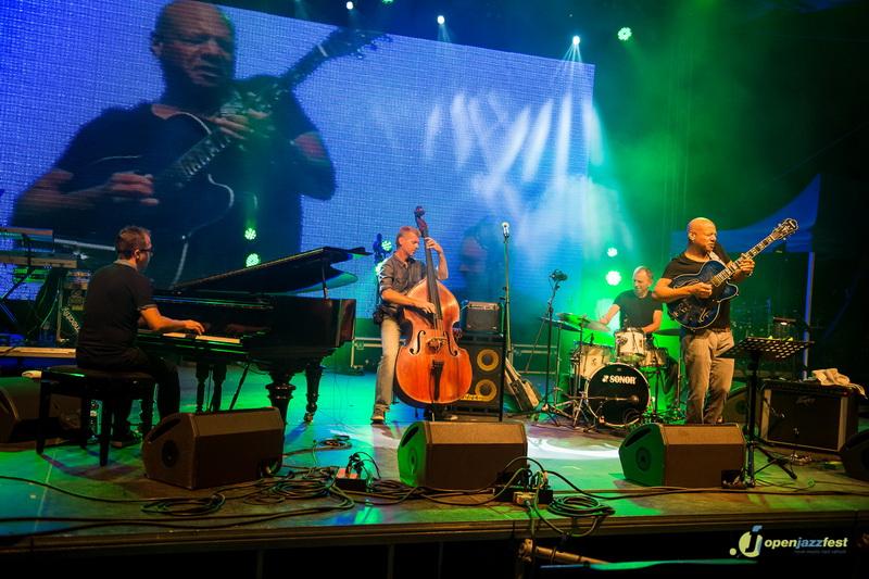 LIVE: Open Jazz Fest - Od dřevního jazzu po muzikantsky vymazlený pop