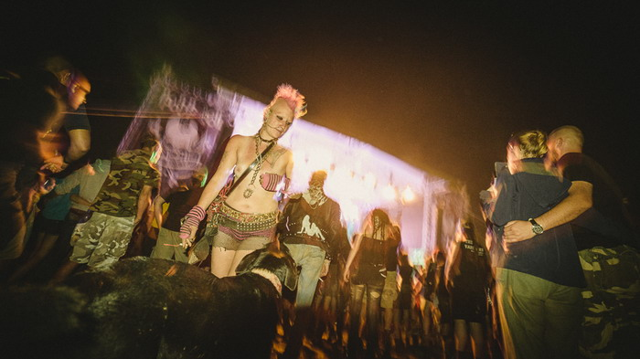 LIVE: 10 NEJ momentů pankáčského festivalu Pod Parou