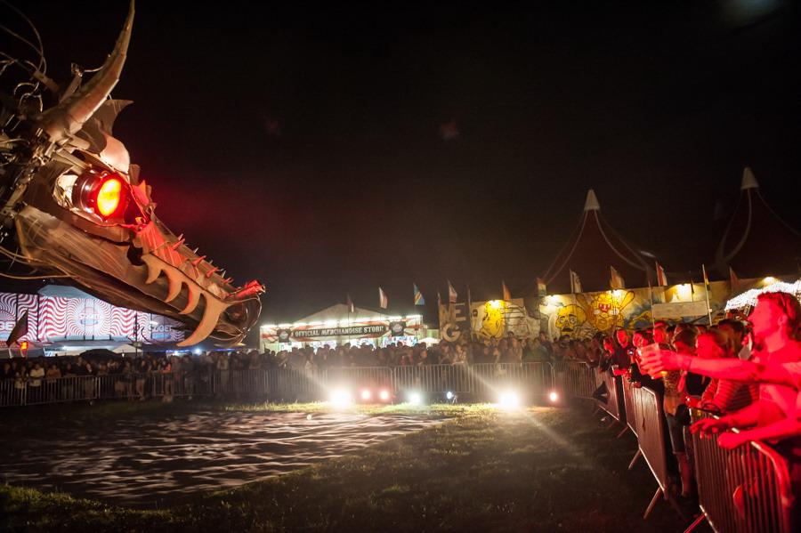 Blink 182, Placebo i oživlý drak: TOP 7 okamžiků festivalu Sziget