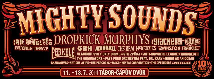 Mighty Sounds čelí obří pokutě. Má zaplatit přes 400 tisíc korun