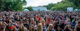 United Islands of Prague opět míří i do Kinského zahrady. Letos zcela zdarma