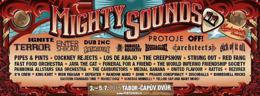 mighty sounds lineup 2015