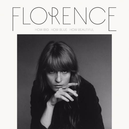 Florence  The Machine  How Big How Blue How Beautiful rececnze