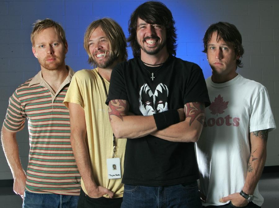 Myslím, že stojíme za prd, říká Dave Grohl z Foo Fighters