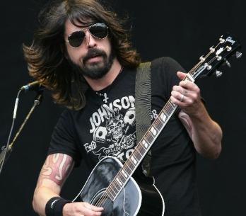 Miluju Skrillexe, přiznal Dave Grohl z Foo Fighters