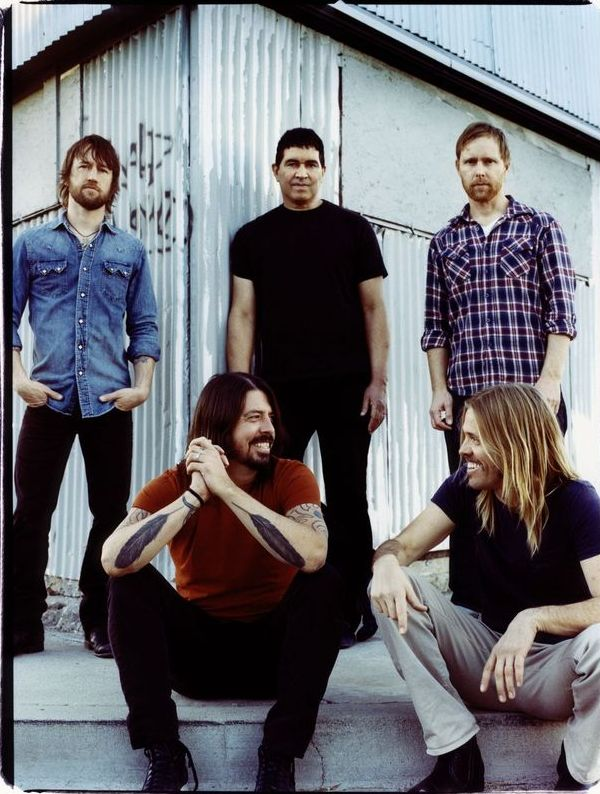 Foo Fighters míří do Prahy, přivezou s sebou Wasting Light