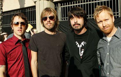 Foo Fighters věnovali charitě přes 1 milion dolarů