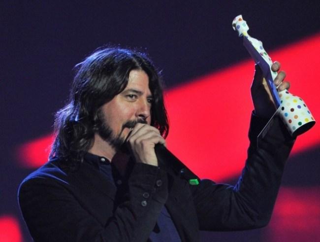 Dave Grohl: Foo Fighters začínají dělat na nové desce