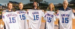 AUDIO: Zahlceni Foo Fighters. I potřetí kvalitně