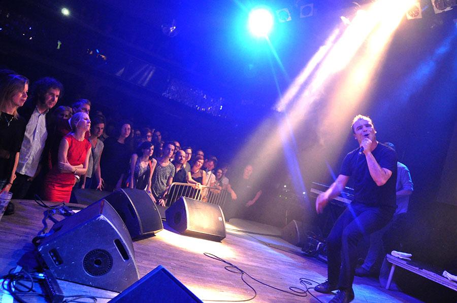 LIVE: Future Islands určili hymnu letošní klubové sezóny