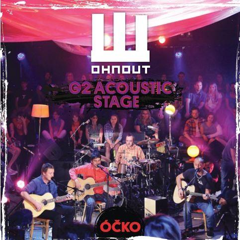 G2 Acoustic Stage ohlašuje další jména - Rybičky 48 a Kamil Střihavka