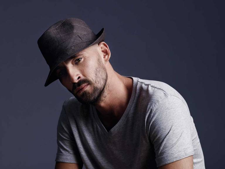 Hvězda evropského reggae Gentleman se vrátí do Prahy i s novou deskou