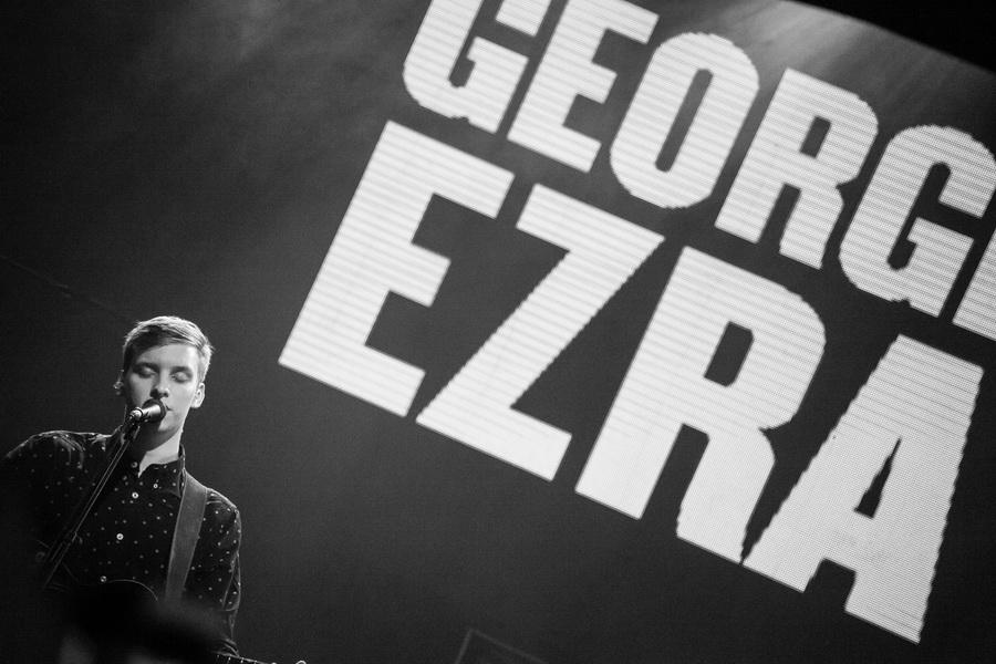 LIVE: Sympaťák George Ezra z Prahy druhou Budapešť nepostavil