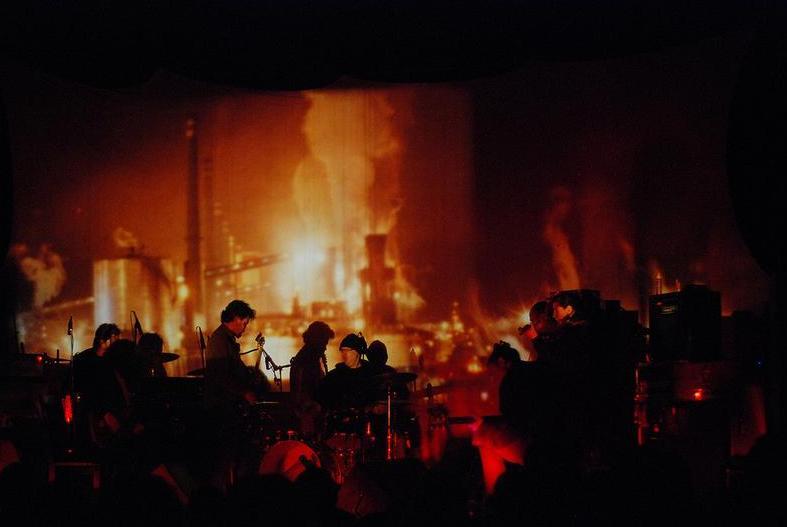 LIVE: Godspeed You! Black Emperor - vazbení, co má smysl