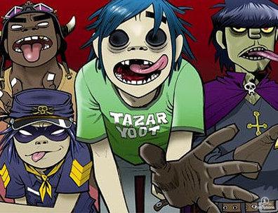Animáci Gorillaz zavítají v létě na Open Air Festival
