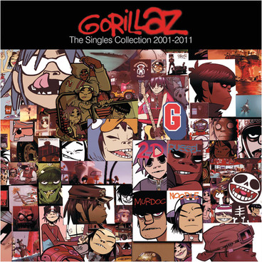 gorillazsinglescollection