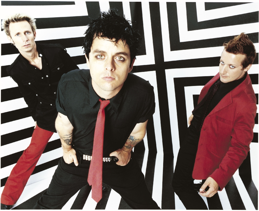 Green Day 005