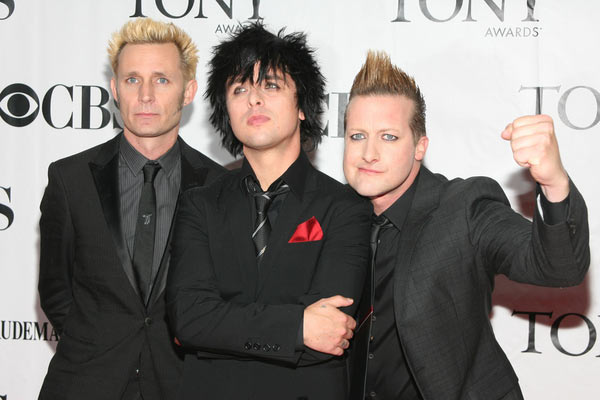 Potvrzeno: Green Day začali točit nové album