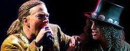Potvrzeno: Guns N' Roses se usmířili, obnoví původní sestavu