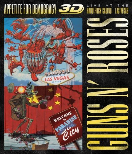 RECENZE: Guns N' Roses nahráli megalomanskou show ve 3D