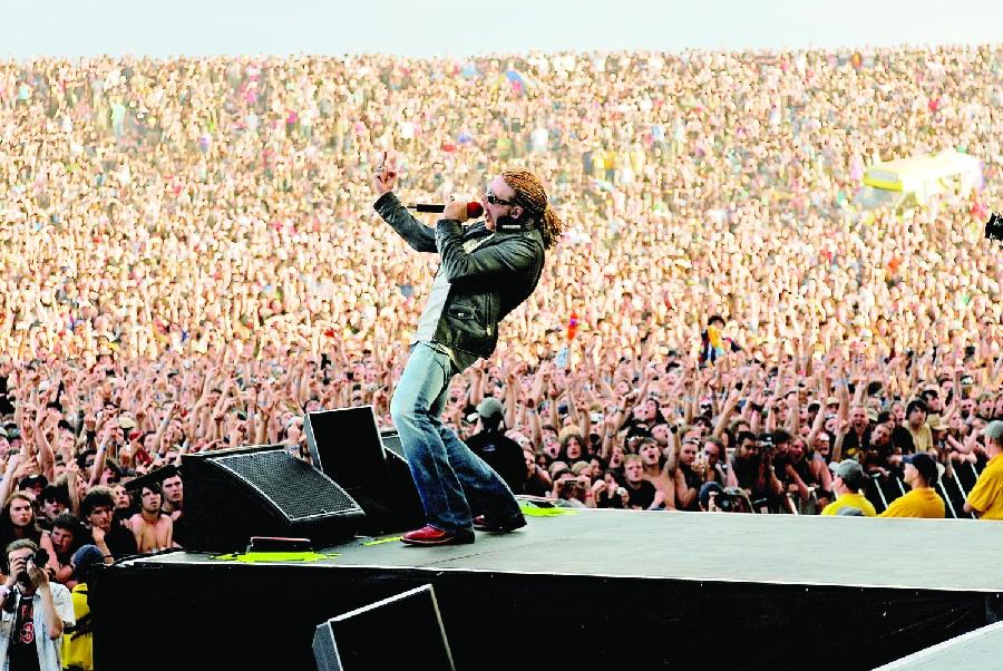 Slash a Axl Rose jsou znovu kámoši. Co to znamená pro Guns N' Roses?