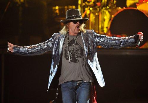 Guns N' Roses jsou v Síni slávy, Axl Rose se nepřipojil