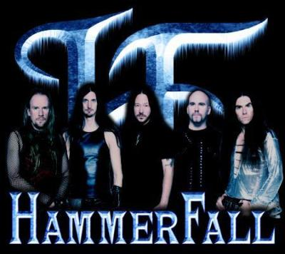 hammerfall photo 1