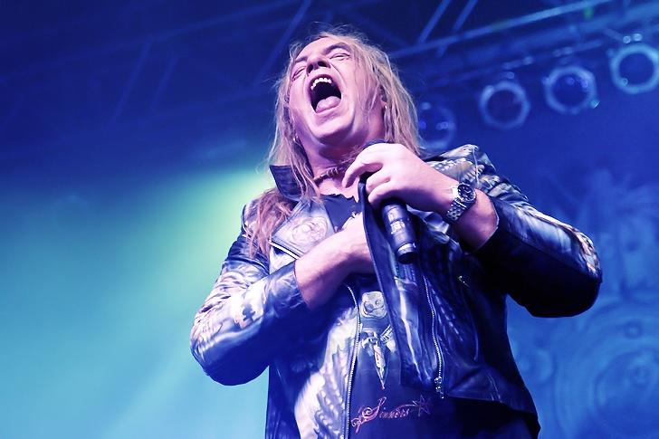LIVE: Metaloví starci na chmelu Helloween vstoupili do síně legend