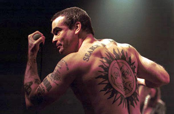 Henry Rollins aneb Bivoj poeta