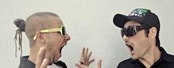 Hiffi & Jacob ze Skyline mají v sobotu další párty, s The Linings a No Good Ok za zády