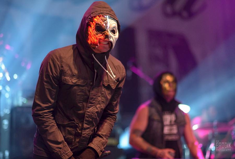 Hollywood Undead: Jsme mnohem lepší než Linkin Park
