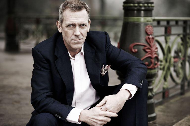 Hugh Laurie bude v červenci ordinovat v Praze