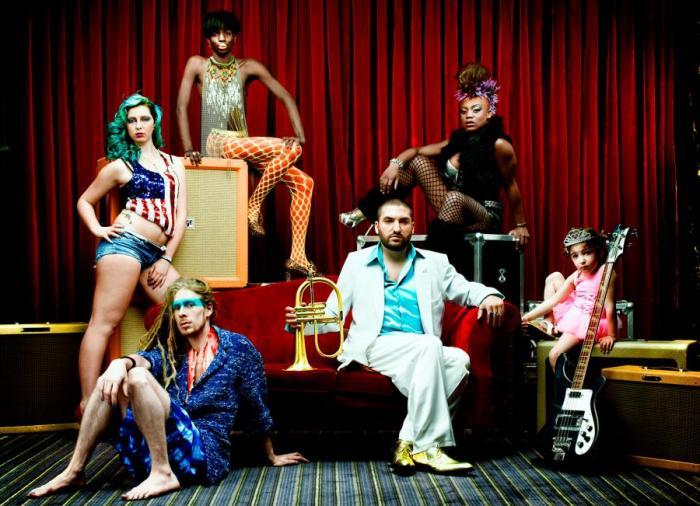 Ibrahim Maalouf v doprovodu sedmi hudebníků zahraje třikrát v Česku