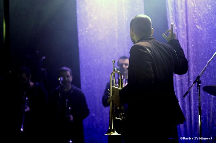 LIVE: Hudební malůvky Ibrahima Maaloufa