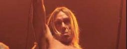 LIVE: Kterak Iggy Pop před pěti lety řádil v Praze