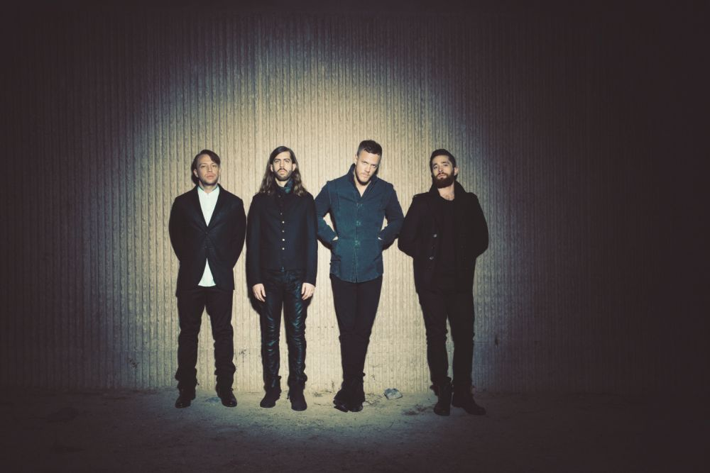 Imagine Dragons 2015 LR