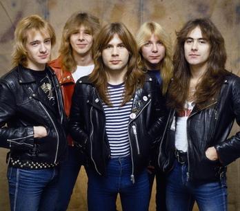 RETRO: Iron Maiden v 93' poprvé v Česku, loučení s Brucem