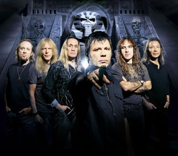 Iron Maiden live: Natáčelo je 22 kamer