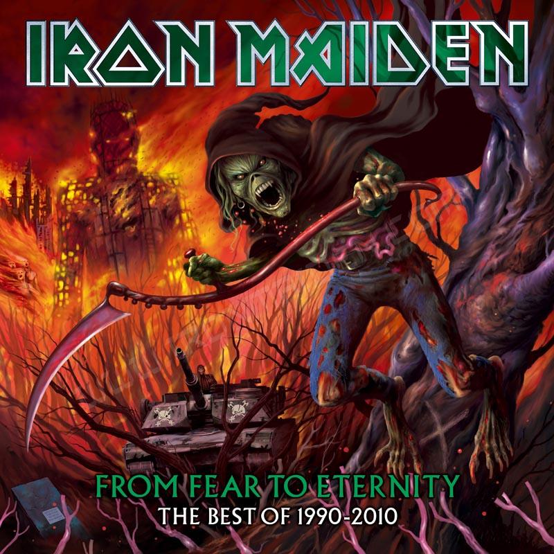 RECENZE: Nezdolní Iron Maiden novou kompilací mapují poslední dvě dekády